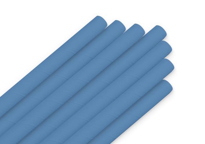 трубочки-синие