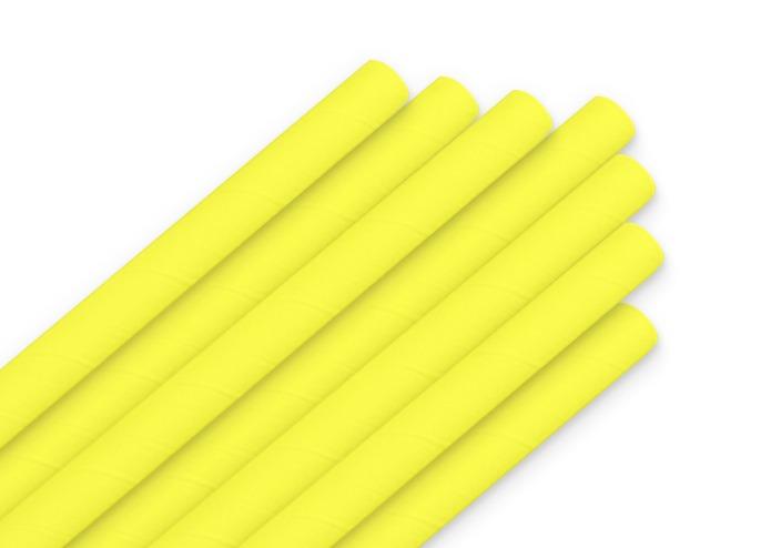 трубочки_желтые