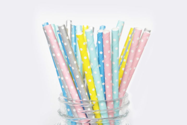 multi-color-straw